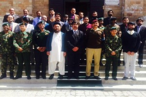 Visit of Foreign Trainees of School of Military Intelligence, 2017