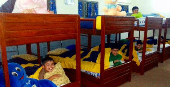Junior School Dormitory