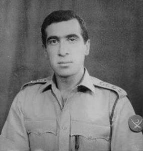 Major Mian Raza Shah Shaheed