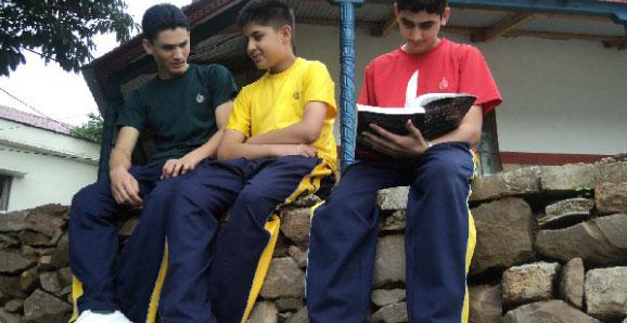 Prep School Boys