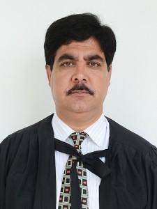Mr Ishaq Khan