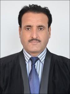 Mr Mohsin Ali Khan