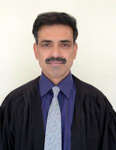 Mr Raza-ul-Haq