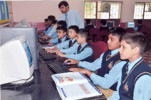 Prep School Computer Lab