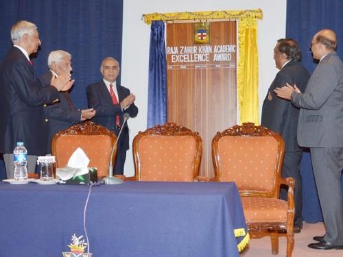 Raja Zahur Khan Academic Excellence Award