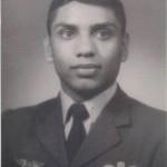 Flt Officer Mushtaq Alam Khan