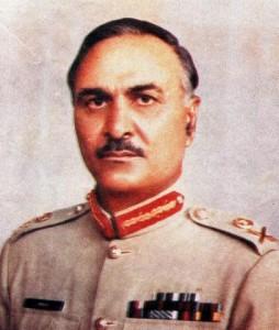 Gen Imran Ullah Khan