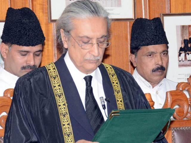Justice Jawwad S Khawaja