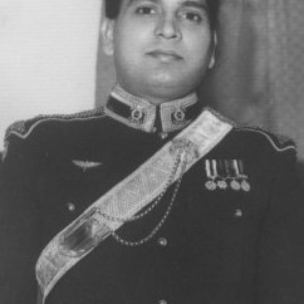 Lt Col Shamim Alam Khan