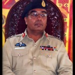 Lt Gen Javed Alam Khan