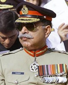 Lt Gen Mahmud Ahmed