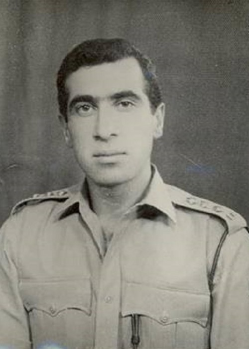 Maj Mian Raza Shah Shaheed
