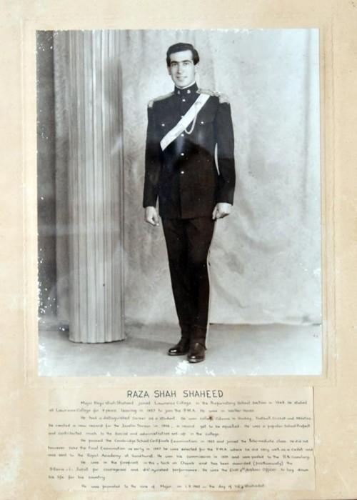 Maj Mian Raza Shah Shaheed-1