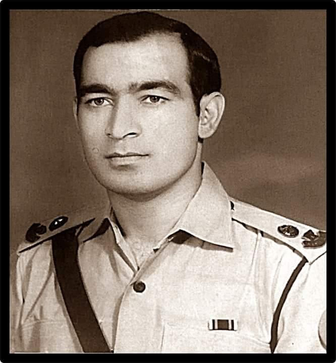 Major Sabir Kamal Meyer Shaheed SJ and Bar