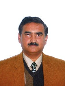 Maj Shafqat Mehmud