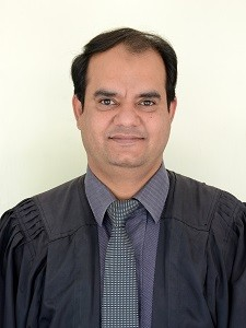 Mr M. Arif Khan