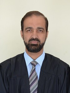 Mr Muhammad Saeed Khan