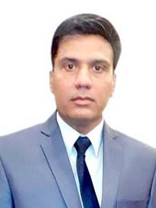 Mr Naveed Ahmad