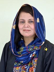 Mrs Asma Aslam
