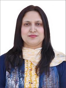 Mrs Farwa Batool