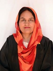 Mrs Ishart Abbasi