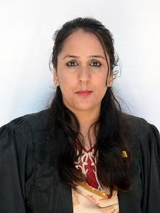Mrs Samina Sultan