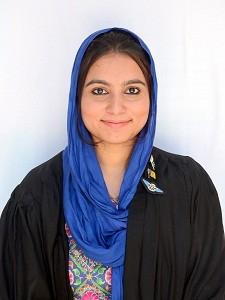 Ms Saba Pervaiz Rana