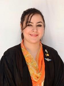 Ms Samia Ishaque