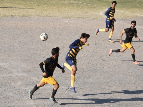 Gallians triumph against Aitchisonians in sports fixture, 2017