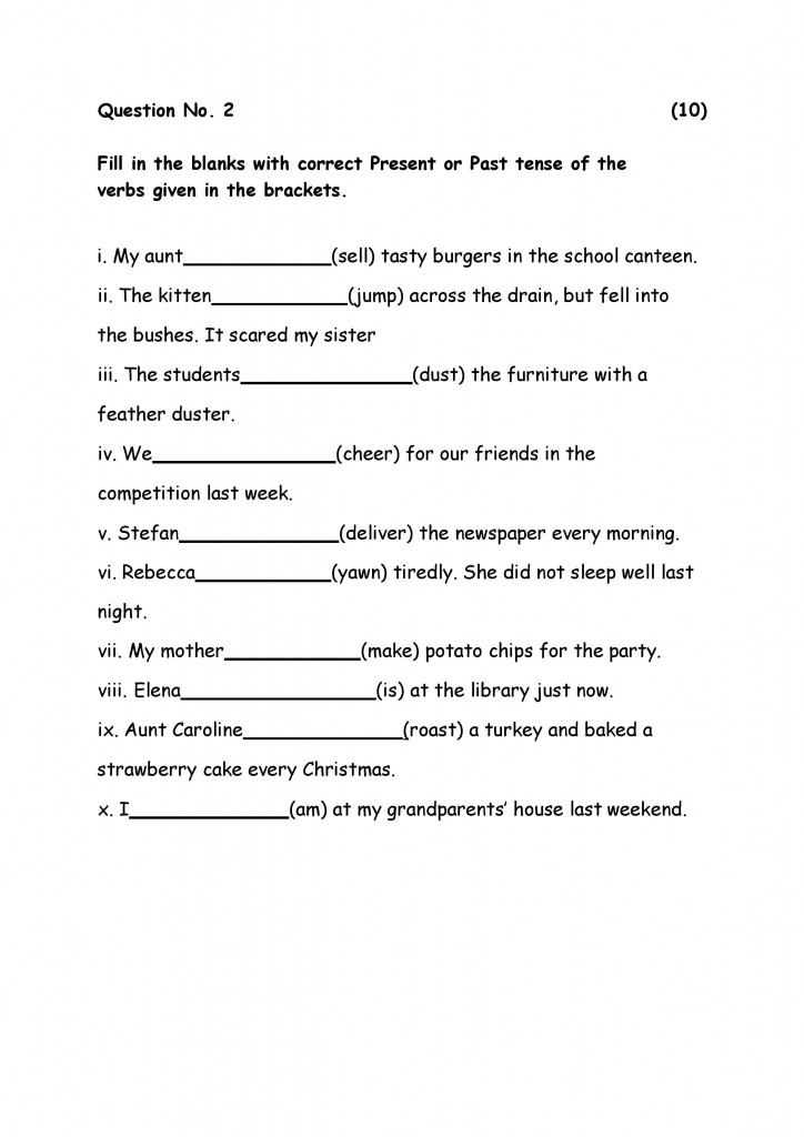 English Model Paper 6-page-005