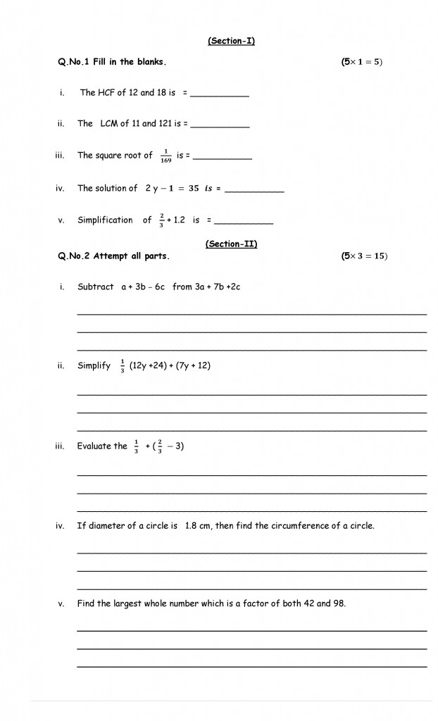 Maths Model Paper 7-page-002