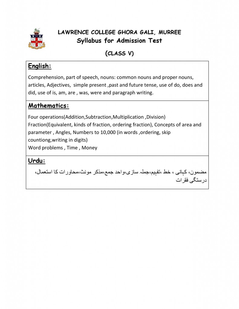 syllabus for admission test 2022-page-001