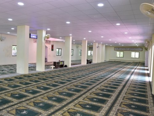 Expansion and Renovation of the Senior School Masjid, 2021
